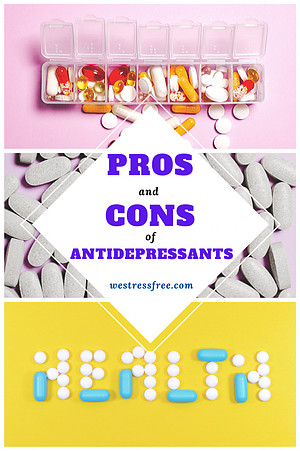 The Pros and Cons of Taking Antidepressants