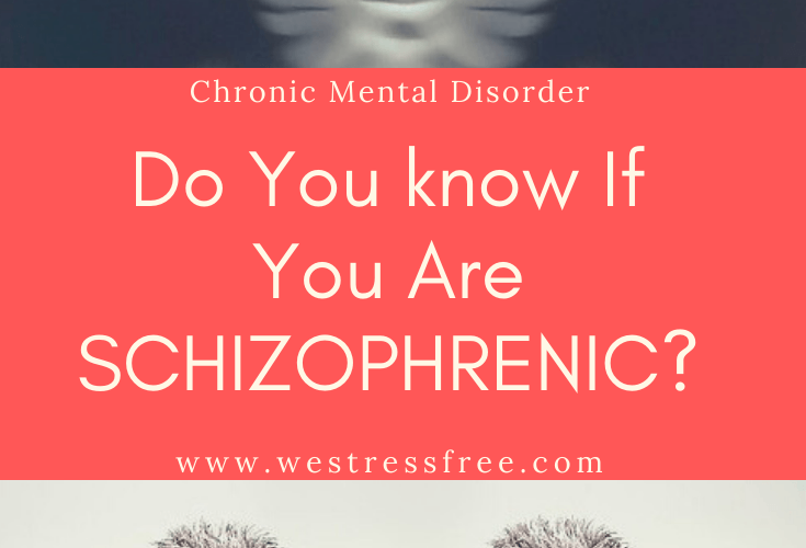 Do You know If You Are SCHIZOPHRENIC?