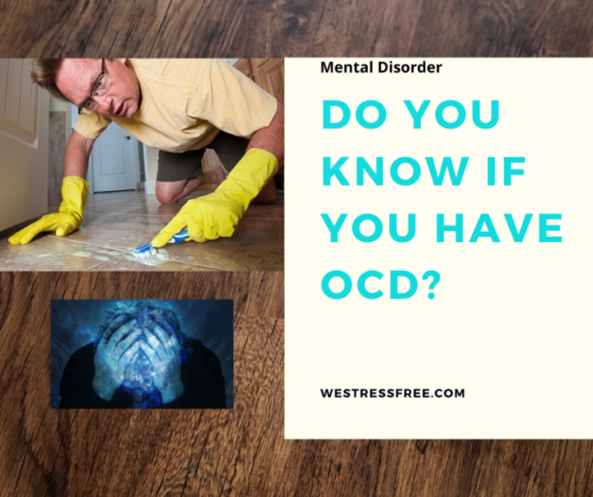 Do you know if you have OCD?