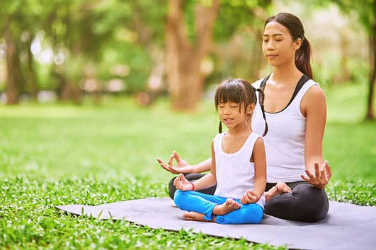 Meditation benefits for children: Tips