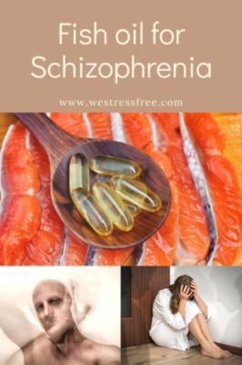 Fish oil for Schizophrenia