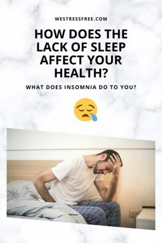 How does the lack of sleep affect your health_