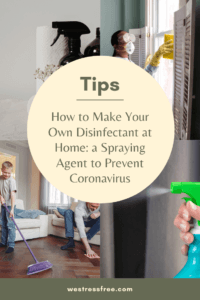 How to Make Your Own Disinfectant at Home_ a Spraying Agent to Prevent Coronavirus