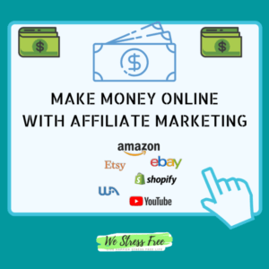 MAKE MONEY TODAY - How to make money online from affiliate marketing