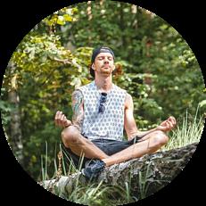 Attaining inner peace