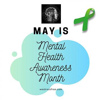 May is mental health awareness