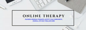 Online therapy to help with your stress, anxiety, and depression