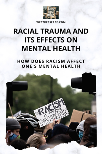 RACIAL TRAUMA AND ITS EFFECTS ON MENTAL HEALTH (1)
