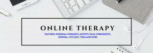 Online therapy for stress, anxiety, and depression