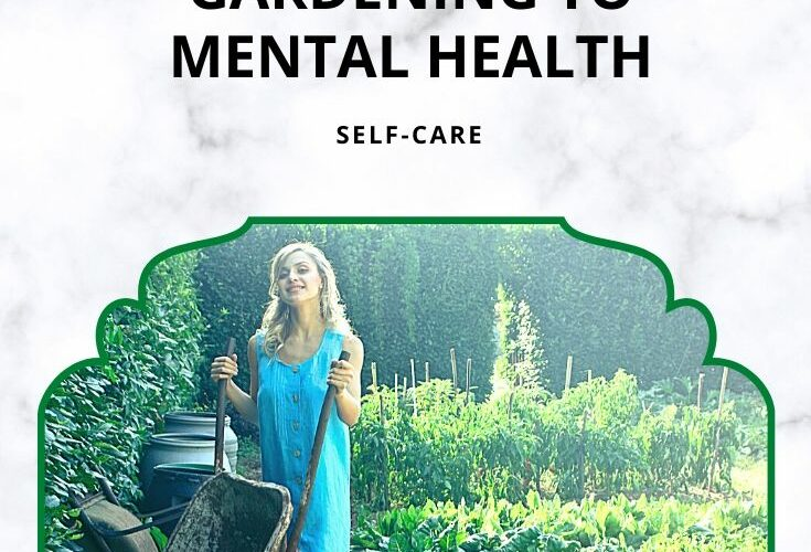 The Benefits of Gardening to Mental Health