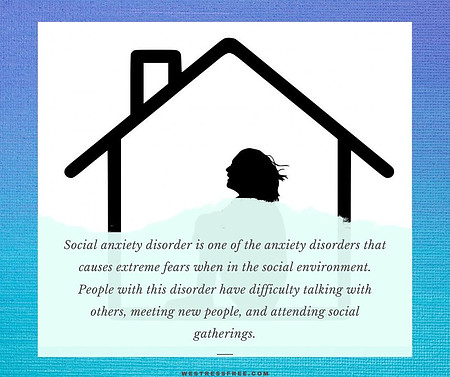 About social anxiety disorder
