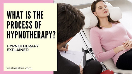 What is the process of hypnotherapy?