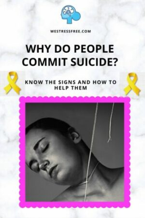 Why do people do suicide?
